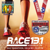 Race 13.1 – Half Marathon, 10k, and Best Buddies Tennessee 5k