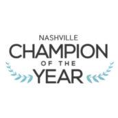2018 Champion of the Year: Nashville, TN