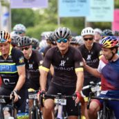 Thousands participate in Best Buddies Challenge bike ride