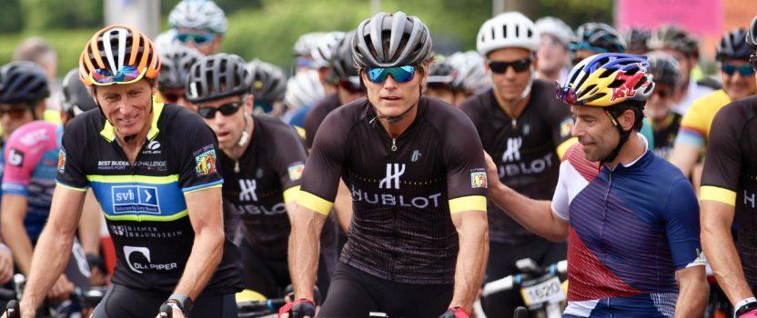 Thousands participate in Best Buddies Challenge bike ride