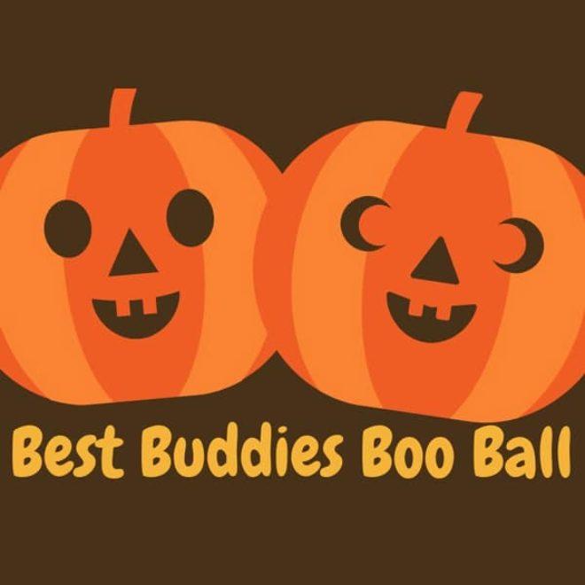 Best Buddies Boo Ball