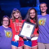 Seven Lakes High School Honored at 2018 Leadership Conference!