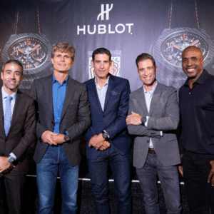 Hublot Unveils New Limited Edition with Best Buddies International in the San Francisco Bay