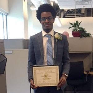 Meet Wayne Reed: Baker-King Award Recipient