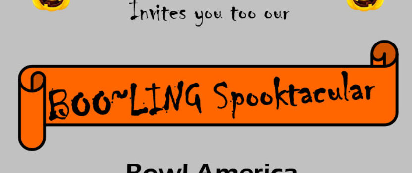 BOO~LING Spooktacular