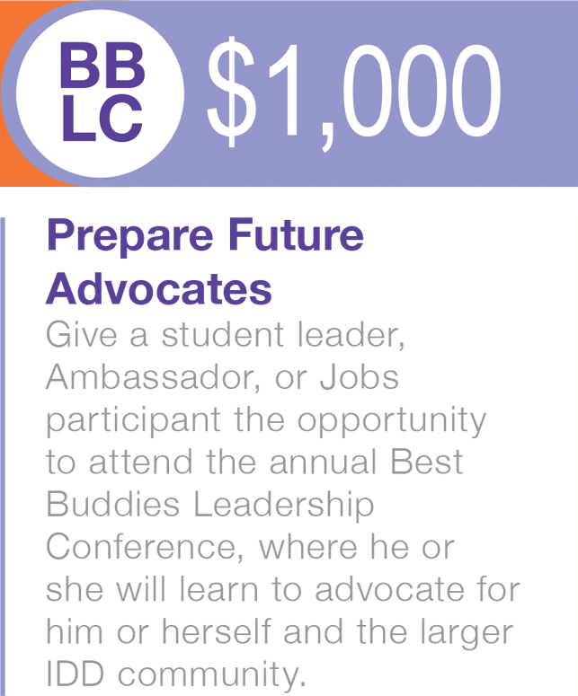 $1000 Prepare Future Advocates