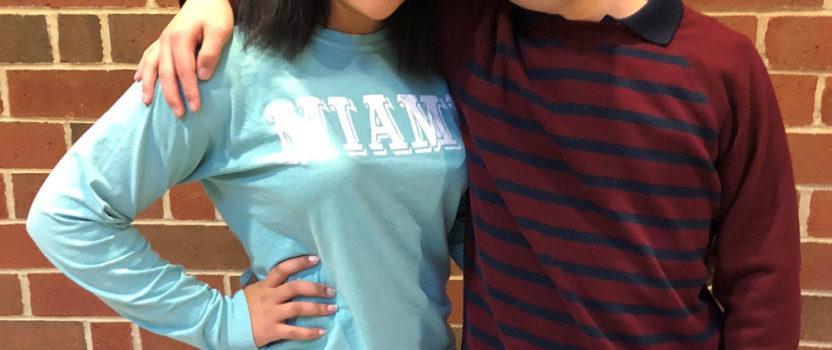 Meet Matt & Maya