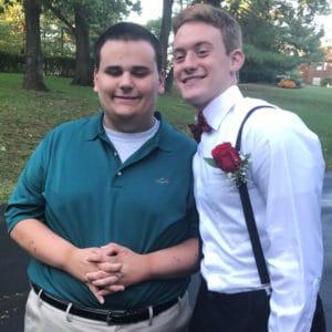 Best Buddies Missouri: Gus & Shane