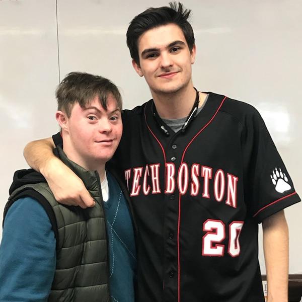 Best Buddies Massachusetts: Robert & Liam