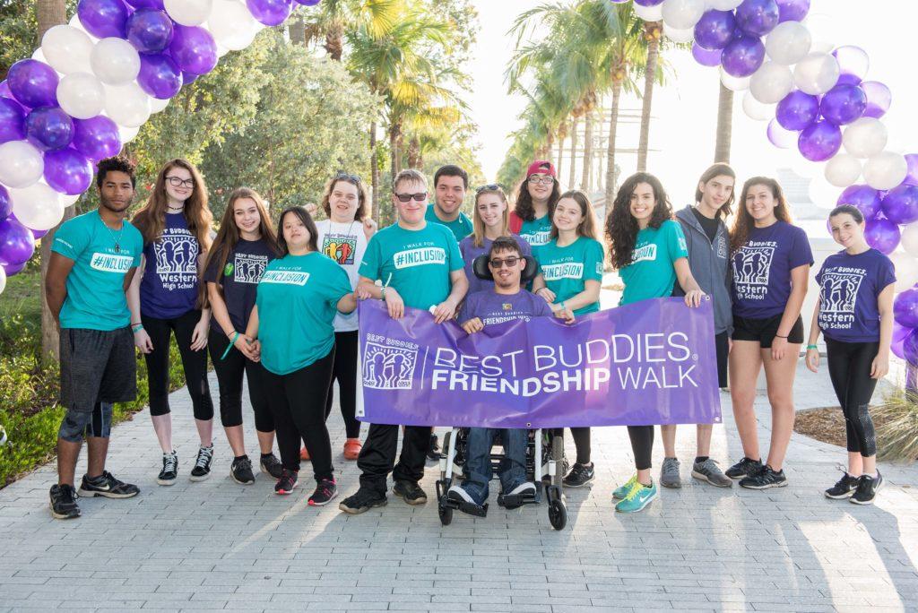 Best Buddies Friendship Walk 2019 Best Buddies South Florida to Host Friendship Walk in Downtown