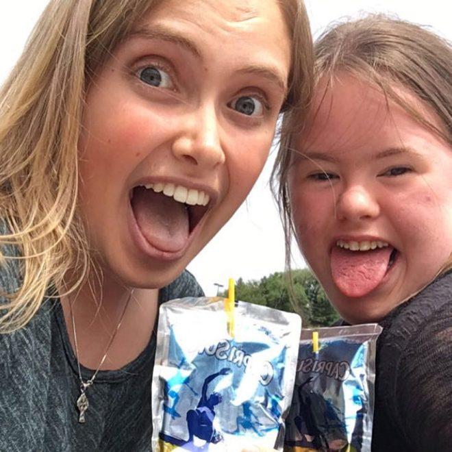 Meet Imogen & Zoe – Upper St. Clair High School