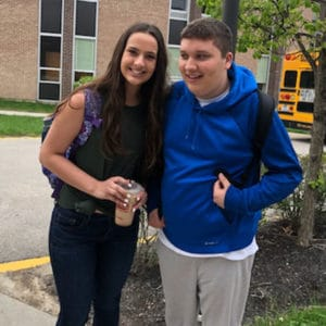 Halie and Jared, Best Buddies Rhode Island
