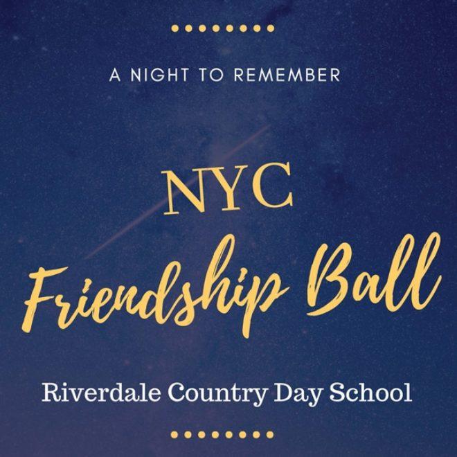 NYC Friendship Ball