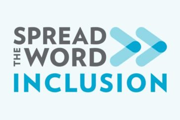 Spread the Word For Inclusion logo