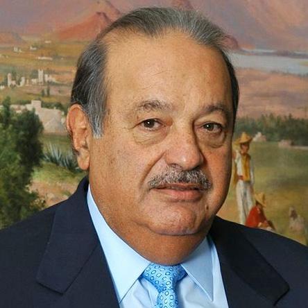 Carlos Slim, Owner, Grupo Carlo