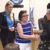 Best Buddies member sworn in as North Bay Village city official
