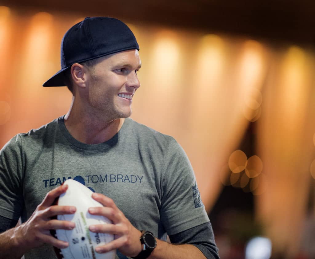 Join Tom Brady & Challenge Yourself to Change Lives at the