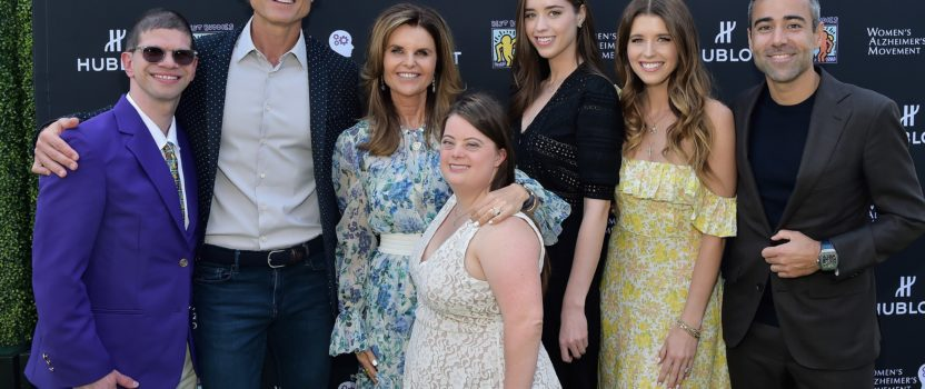 Anthony and Maria Shriver Host Best Buddies Mother's Day Brunch