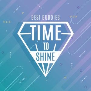 Best Buddies in Arizona Time to Shine event logo