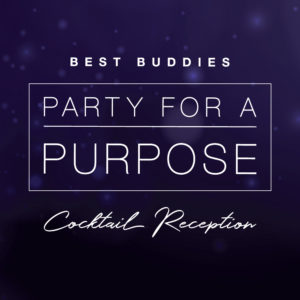 Party for a Purpose Cocktail Reception