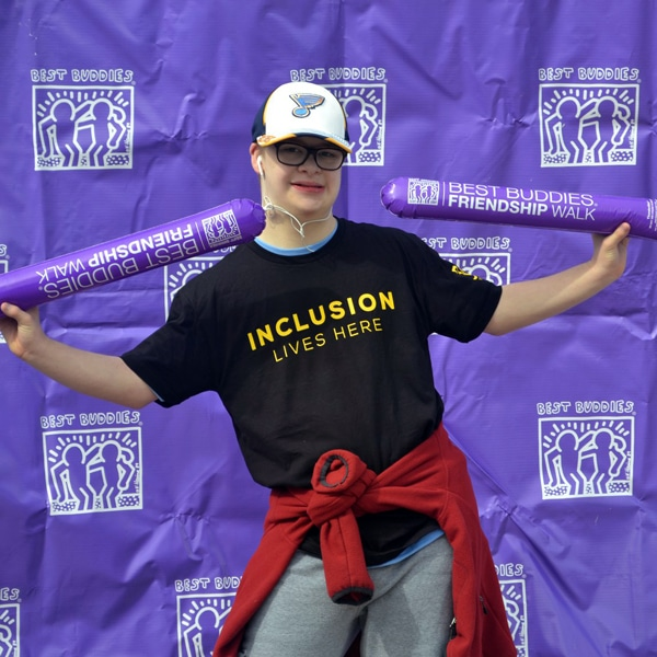 Best Buddies Friendship Walk – Moving INCLUSION forward!