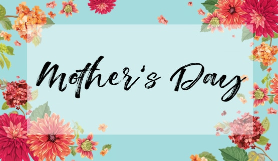 Mother's Day Attend An Event Banner