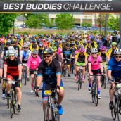 Thousands participate in Best Buddies Challenge bike ride to Hyannis Port