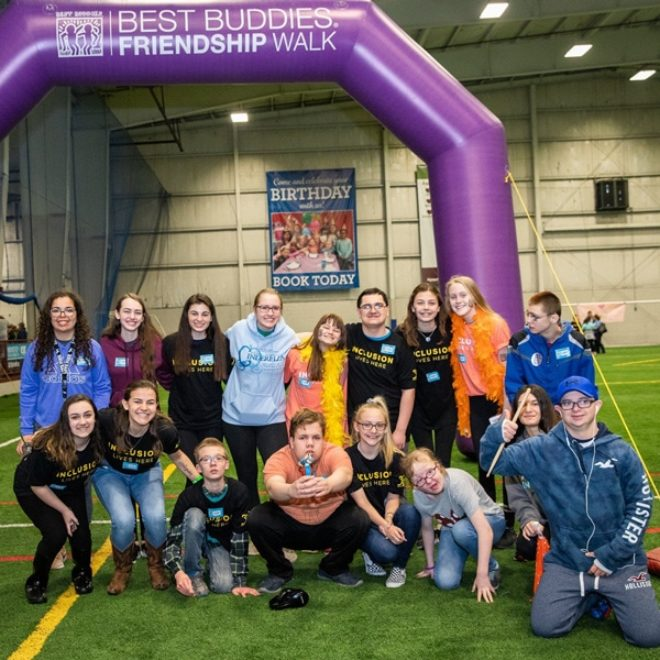 Best Buddies Friendship Walks in Rochester, Binghamton and Buffalo