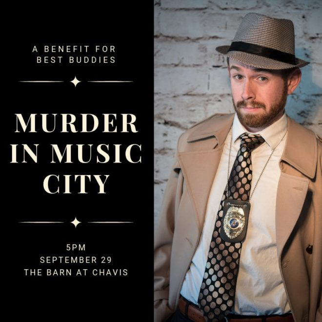 Murder in Music City Presented by The Murder Mystery Company