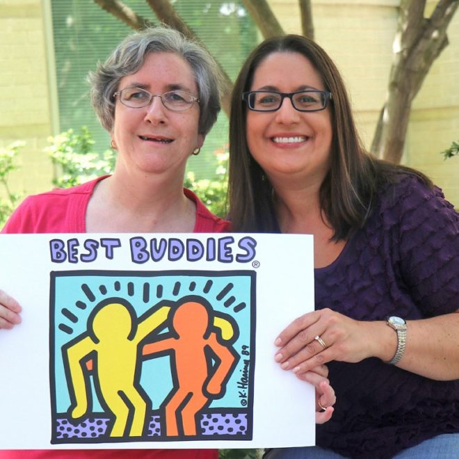 BFF Goals! Teacher and Woman with Intellectual Disability Celebrate 20-Year Bond on Friendship Day