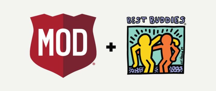 MOD Pizza Partners With Best Buddies International To Champion Workplace Inclusivity