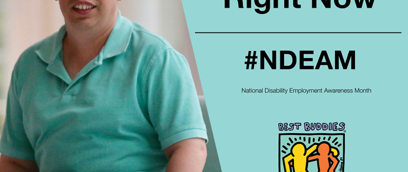 """Celebrating #NDEAM, """"The Right Talent, Right Now"""""""