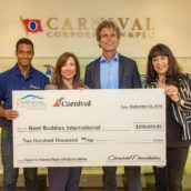 Carnival Cruise Line Increases Commitment to Best Buddies Programs