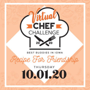 Best Buddies in Iowa 2020 Chef Challenge logo