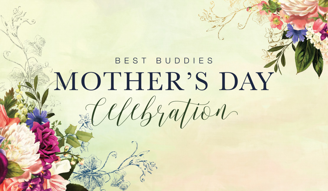 "Attend An Event"" Mother's Day 2020 banner"