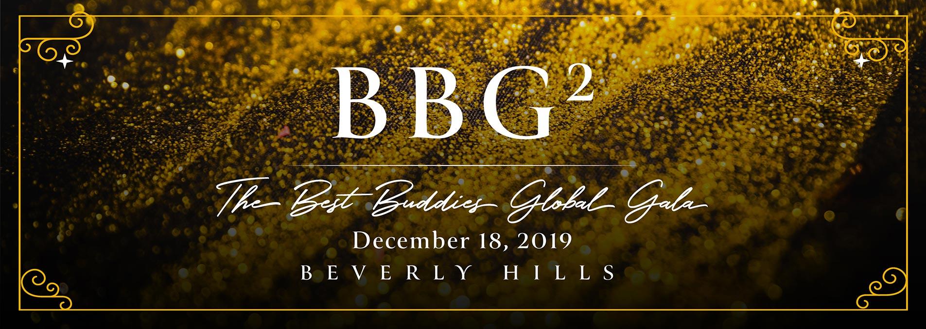 Best Buddies Global Gala - Beverly Hills Banner