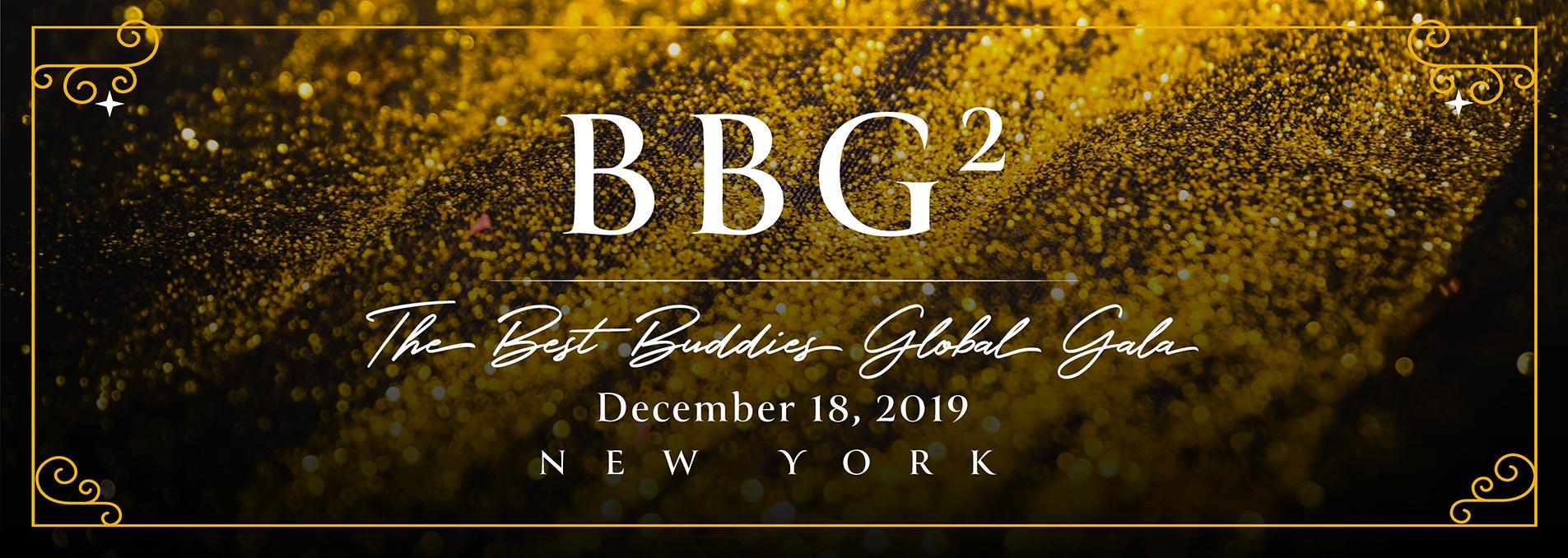 Best Buddies Global Gala - New York Banner