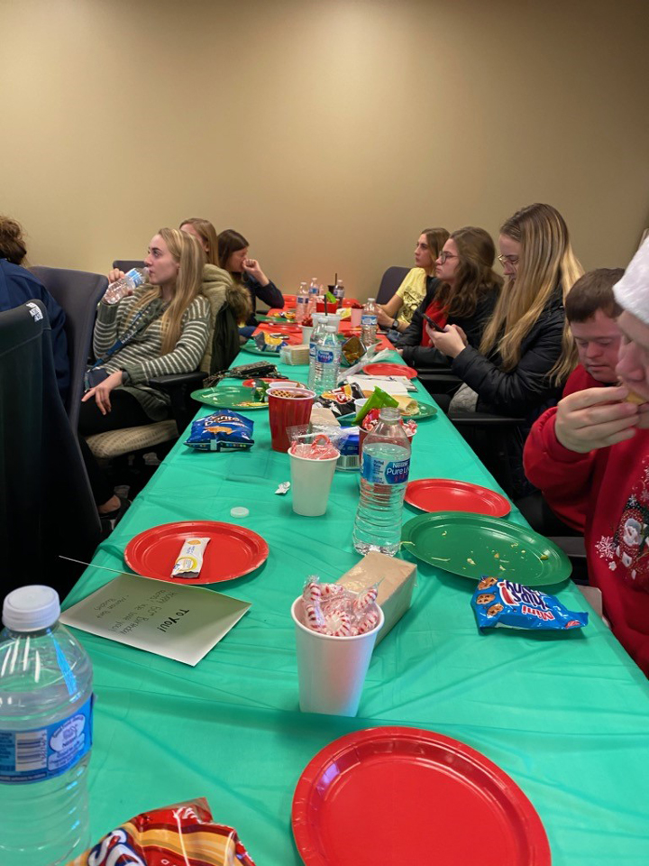 Marian University White Elephant Party