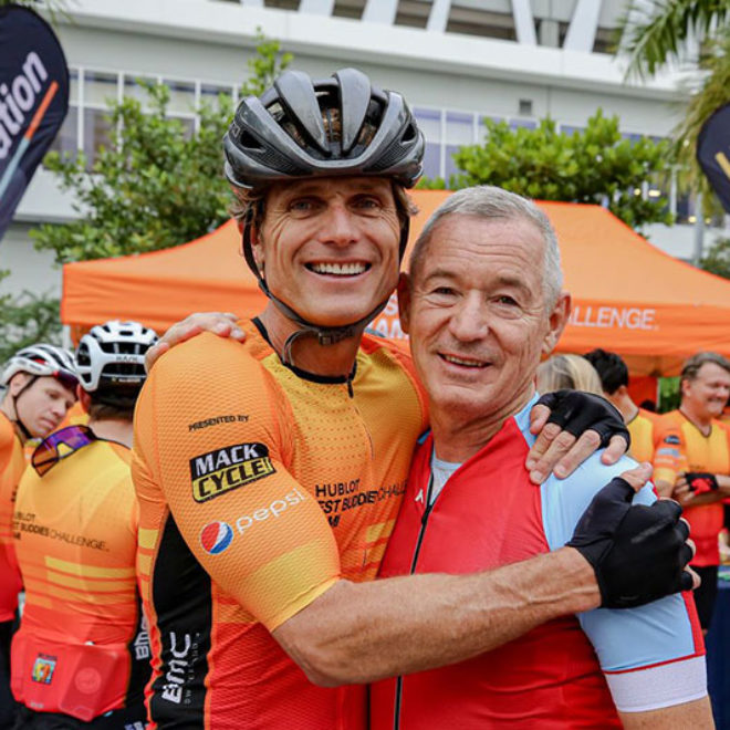 Makarov Foundation Supported The Hublot Best Buddies Challenge: Miami
