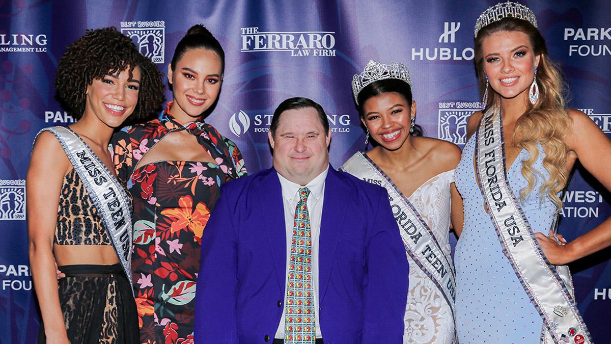 Miss Universe, Miss Teen USA, Miss Florida, Miss Florida Teen USA and Best Buddies Ambassador