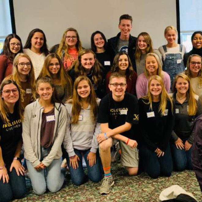 Back to Best Buddies Local Leadership Training Day