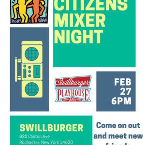 Citizen Mixer Flyer