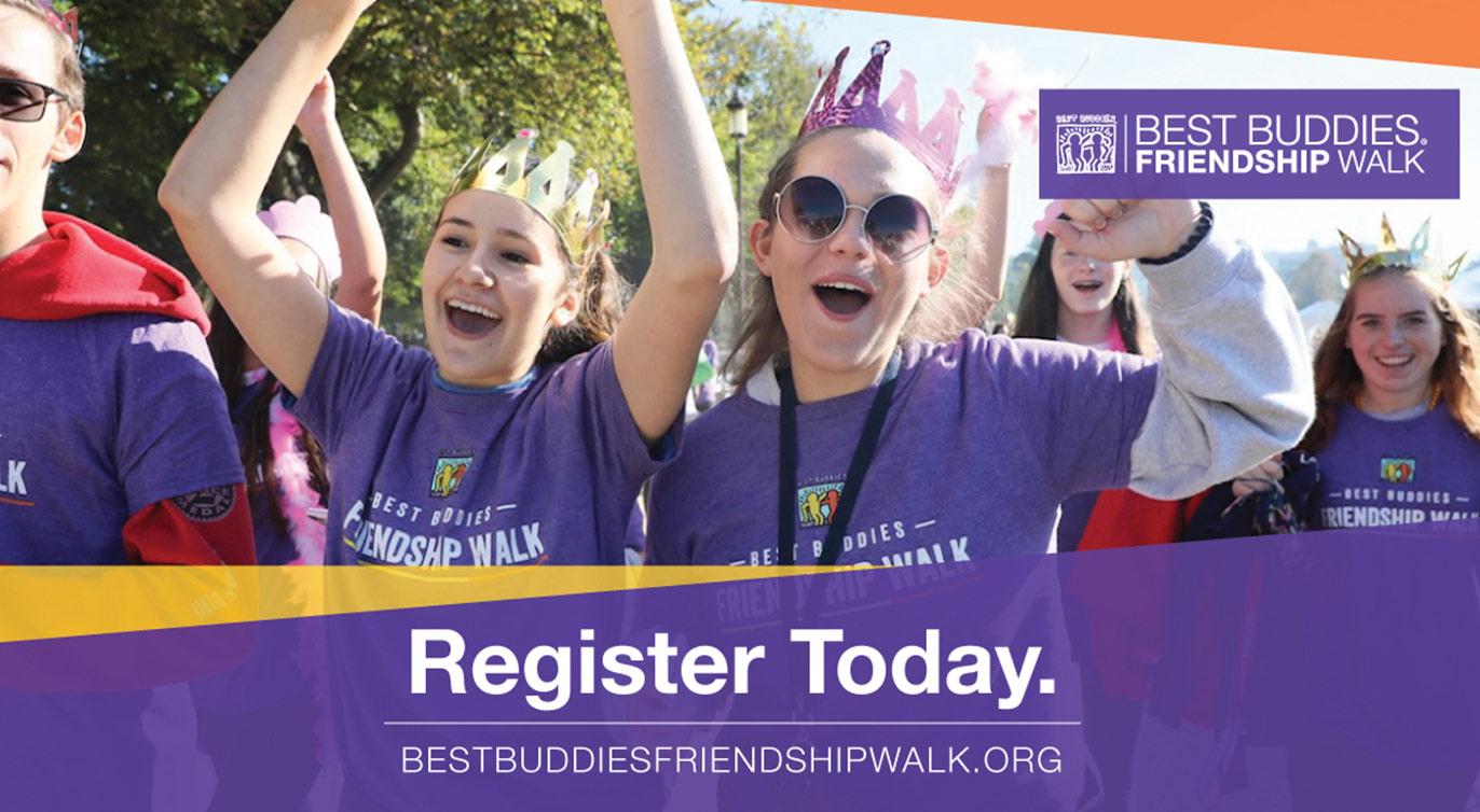 Best Buddies Friendship Walk: Utah