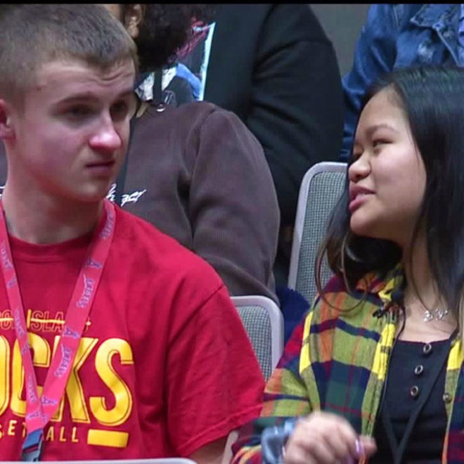 'Best Buddies makes Rock Island High School More Inclusive'