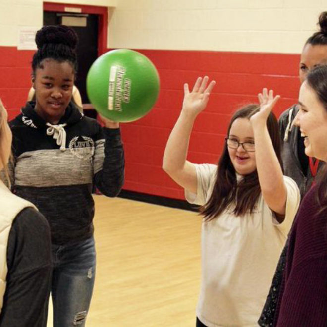 Social Opportunities and Experiences for Students of All Abilities at Rancocas Valley