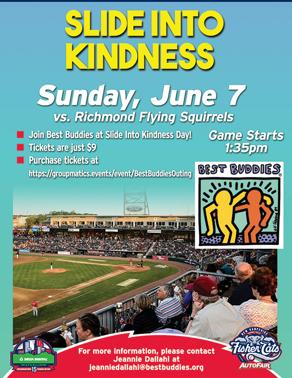 Slide into Kindness Flyer