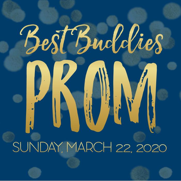 Best Buddies Prom logo