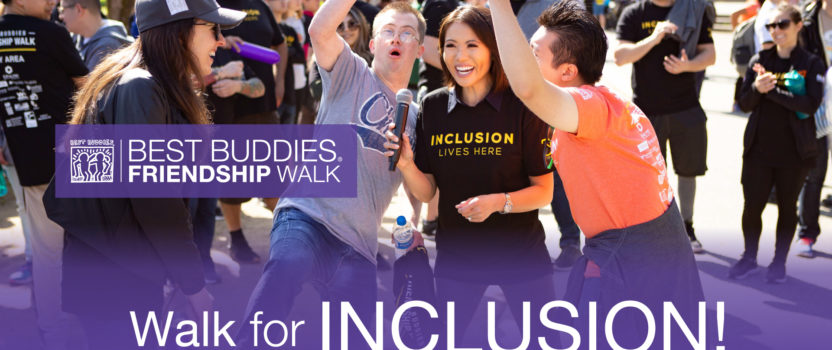 Best Buddies in South Florida to Host Annual Friendship Walk Benefiting Individuals with Intellectual & Developmental Disabilities