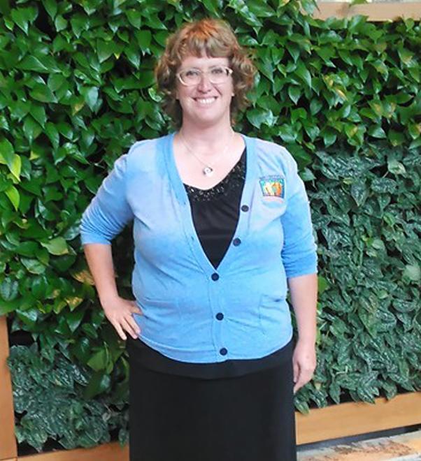 Best Buddies Global Ambassador: Christina Hundley