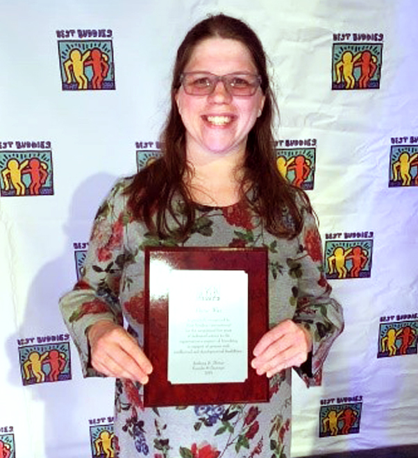 Best Buddies Global Ambassador: Dana Wax